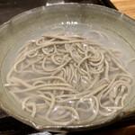 蕎麦割烹  倉田 - 十割蕎麦/産地_福井(越前)