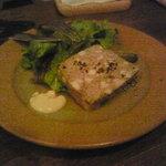 1475763 - 豚肉、鶏白レバー、フォアグラのパテドカンパーニュ