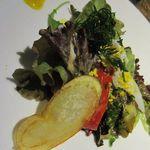 14750616 - ランチのサラダ