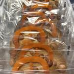 御菓子城加賀藩 - 8枚入りのクッキータイプのお煎餅です♪
