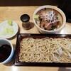 石臼挽き蕎麦とよじ - 料理写真:鴨丼セット