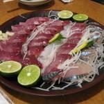 魚田 - カツオと清水鯖