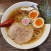 麺や 紡 - 料理写真:■淡成らー麺味玉¥750