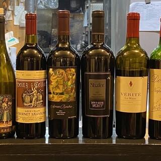 3月決算企画アメリカカルトワイン企画3月13〜29限定企画