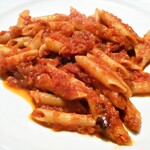 バウレット - イタリア産唐辛子のアラビアータ ペンネ