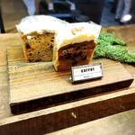 ハチトバーブ - キャロットケーキ