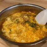 おきなわ焼肉ホルモンすだく - 「カルビスープ(599円)」