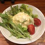 かつよし - ポテトサラダ