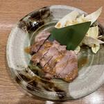一磋 - 広島六穀豚の炙り