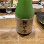 一磋 - 美和桜(にごり酒)