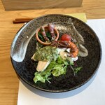 XIANG - 前菜盛り合わせ