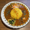 ajipai - 料理写真:あいがけカレー