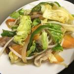 京都だるまや食堂 - 野菜炒め ¥220