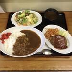 京都だるまや食堂 - トータル ¥1090税込