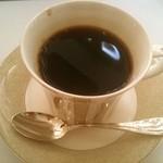 マンジャーレ 千葉 - ホットコーヒー