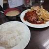 ハンバーグ&洋食 ベア - 料理写真: