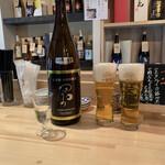 立寄処 桜子 - 生ビール飲むよ