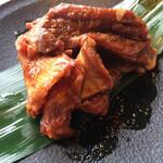 焼肉ホルモン 王道 - すじハラミ ¥480