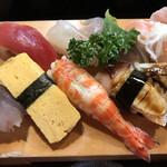 金太郎鮨 - 料理写真:江戸前にぎり