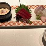 日本料理・鉄板焼 はや瀬 - 造里