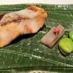 日本料理・鉄板焼 はや瀬 - 焼物