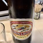 へんこつ - ビール(大)
