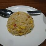梅蘭 - 菊セットの焼き飯