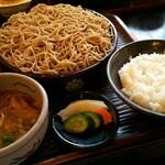 島彦本店 - 料理写真:かも汁そば