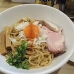 麺堂イズム - 料理写真:油そば
