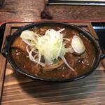 金太郎 - 牛すじの味噌煮込み:700円+tax