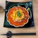 Kuriximixi - 雲丹いくら丼