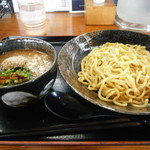 14757428 - 味噌つけ麺(並)¥800