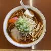 味の五十番 - 料理写真:もやしラーメン・こってり・辛醤油(辛さ1)