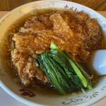 鎌倉赤坂飯店 - パイコー麺