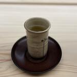 赤坂おぎ乃 - 阿波番茶