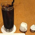 ザ ガーデン - アイスコーヒー