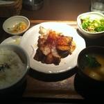 kawara CAFE&DINING - 日替わり定食 (780円)