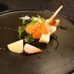 リストランテベルーガ - 料理写真: