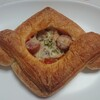 エディーズ・ブレッド - 料理写真:自家製ソーセージと野菜のラタトゥイユ¥237-