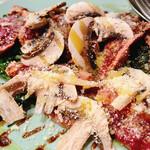 147597249 - フランス産シャラン鴨のたたき バルサミコソース