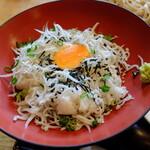 そば道 東京蕎麦style - どんぶりアップ