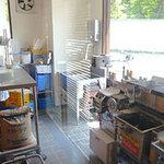 俺のラーメン あっぱれ屋 - 製麺室
