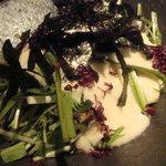 1476586 - とろろと水菜のサラダ