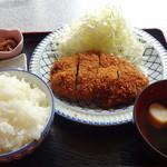 14760035 - メンチカツ定食