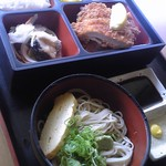 和さぶろ - 料理写真:ロースカツ弁当 980円