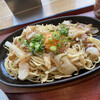和風レストラン 来夢 - 料理写真:漬物焼きそば