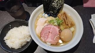 RAMEN火影 produced by 麺処ほん田 -
