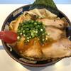 麺道昇憲 - 料理写真:豚骨ラーメン ワンタン(正油)
