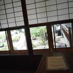 中川政七茶房 - 奥の部屋
