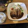肉匠まるい - 料理写真:限定20食のビフカツ定食